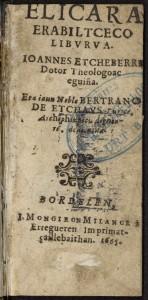 Etcheberri 1665