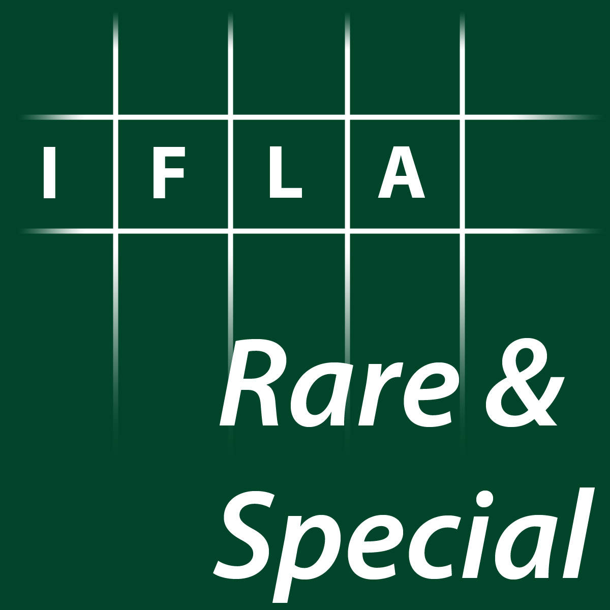 Rare & Special: News from the Rare Books and Special Collections Section of IFLA
